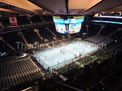 Screened Arena