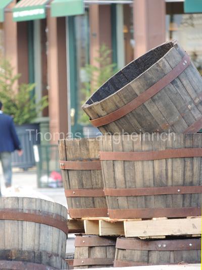 Barrel Buckets
