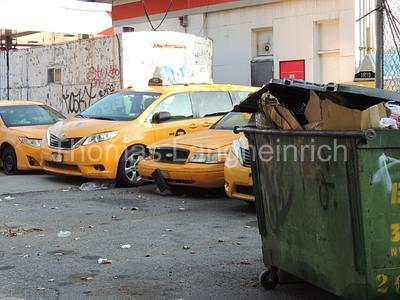 Cab Yard