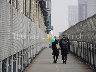Balloon Walk