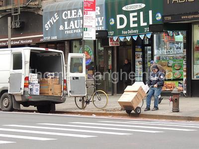 Deli Delivery