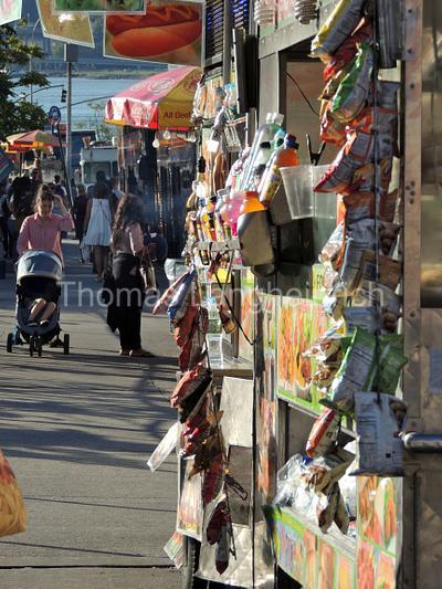 West Side Vendor