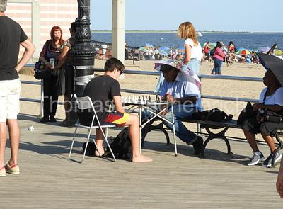 Boardwalk Match