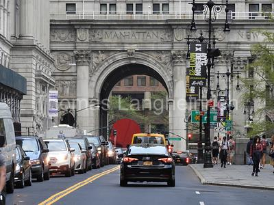 Municipal Arch