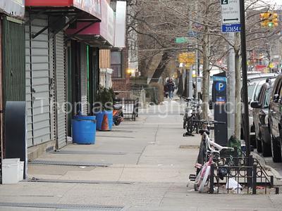 Sidewalk Locks