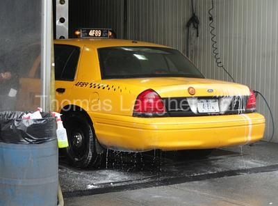 Cab Wash