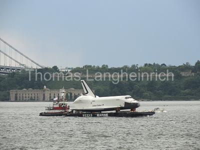 Shuttle Barge
