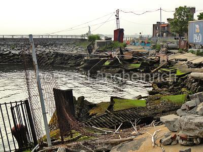 Pier Erosion