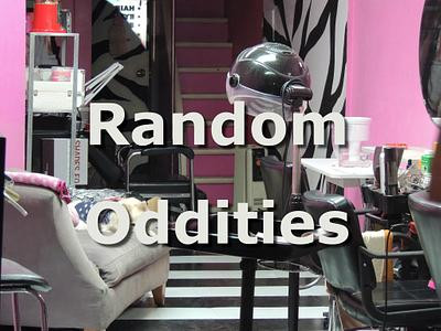 Random Oddities