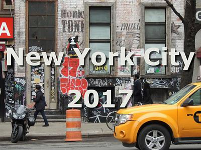 New York City 2017