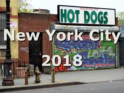 New York City 2018