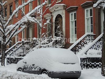 Village Winter