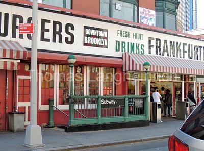 Downtown Frankfurters