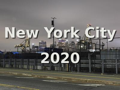 New York City 2020