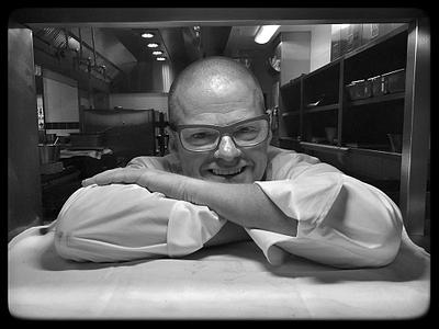 Heston Blumethal,  Chef