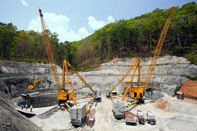 Lanco Teesta Hydro Power Ltd   |   Sikkim