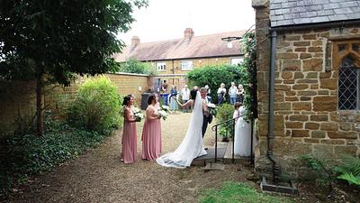 Drone Wedding Videography