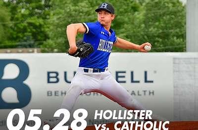 05.28 Hollister vs Catholic