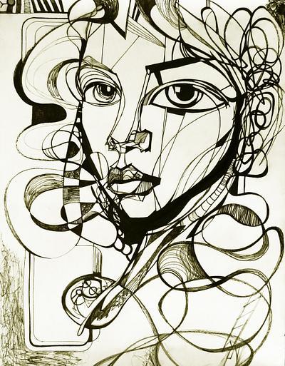 Olivia - Artwork for sale