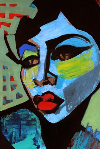 Blue - Artwork for sale