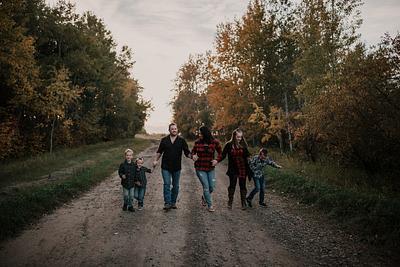 The Burke Family