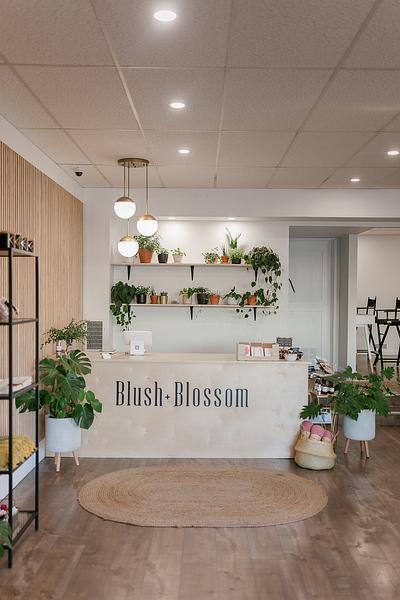 Blush and Blossom
