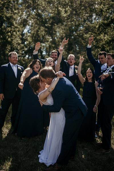 The Langman's - Wedding