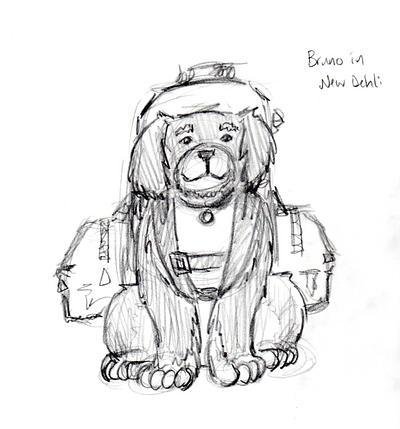 Bruno Amazing Adventure Series- Book 6