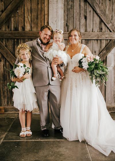 Acton Wedding