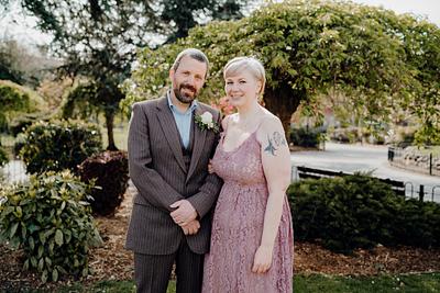 Carla wedding