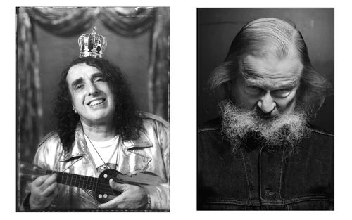 Tiny Tim, Jim Newberry