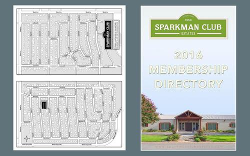 Sparkman Club Phonebook