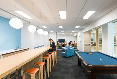 Medical Science Graduate Student Lounge