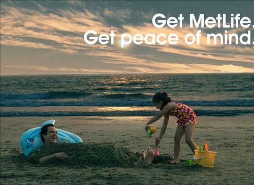 Client: Metlife. Agency: McCann Erickson
