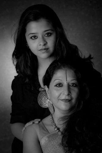Mini & Arunima Chatterji.