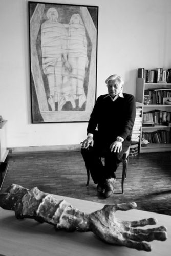 Krishen Khanna, Artist.