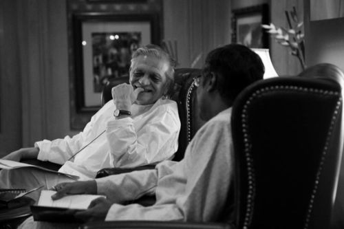 Gulzar, Writer and Lyricist. Pavan Verma, Writer.