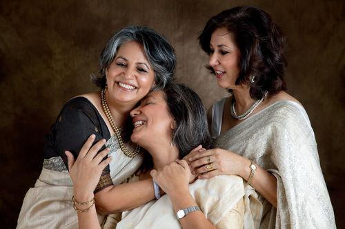 Jyoti Malhotra, Gayatri Ghadiok and Deepti Nijhawan.