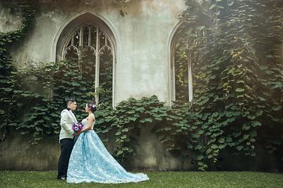 Siliva + Michael Pre-Wedding Shoot London