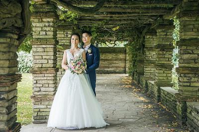 Alice + Alan Wedding Day