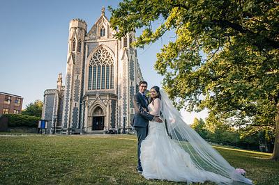 Anjali + Adrian Wedding Day
