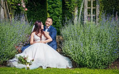 Sophia + David Wedding Day