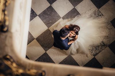Lay + Tan Wedding Day