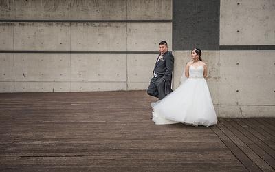 Katie + Steven Wedding Day