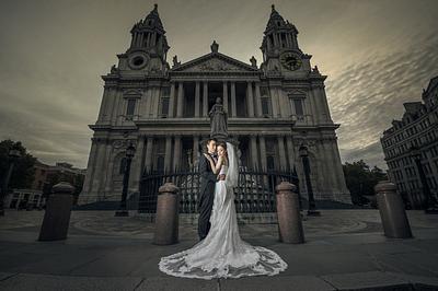 Yannis + Kenny Pre-Wedding Shoot
