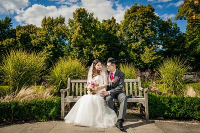 Daniella + Jimmy Wedding Day