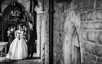 Sarah + Elliot Wedding Day