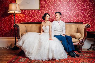 Sylvianne + Chun Wedding Day