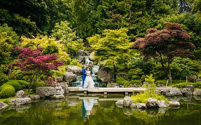 Victoria + Bennett Pre-Wedding Shoot