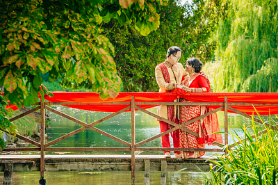 Anuhya + Alvin Wedding Day